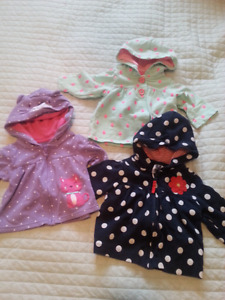 6months sweaters!
