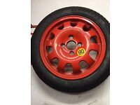 Ford Focus RS / ST space saver alloy wheel