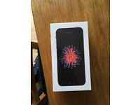 New unopened 64GB iPhone SE sealed in box