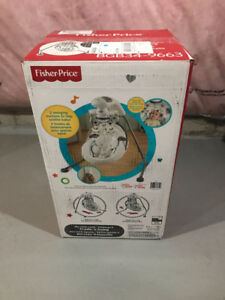 Fisher-Price My Little Lamb Platinum Edition Cradle 'n Swing