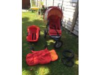 Mothercare Xtreme. Pushchair