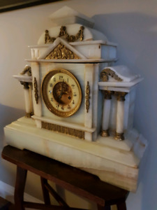 Antique clock over 100 +  year old Plus