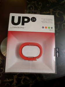 UP24 Jawbone Wireless self monitoring wristband