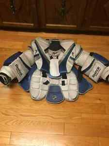 Goalie Equipment, chestpad Cornwall Ontario image 1