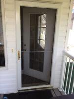 Screen DOOR-Co$t-effective work for Screen & Storm & any door in