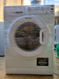 Hotpoint 8kg Washing Machine*FREE DELIVERY & CONNECTION*3 MONTHS WNTY*