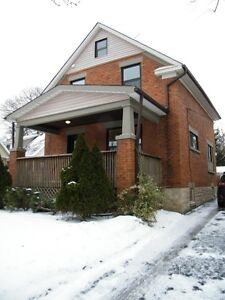 Chic and modernized century home for rent - avail immediately