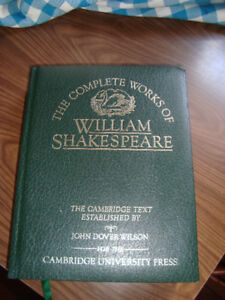 Shakespeare complete work book