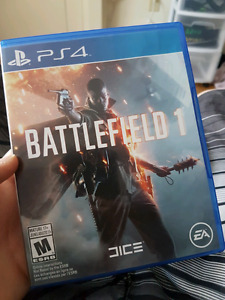 Battlefield 1 for PS4 $35