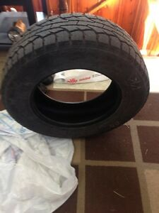 FOR SALE 1 Set of All Weather Tires
