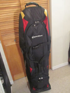 Soft Shell TaylorMade Wheeled Golf Travel Bag