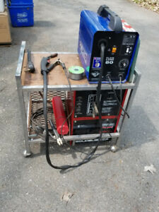Wire and stick welders