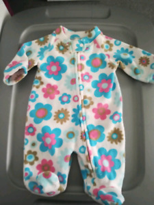 Pyjama new born 0-3 mois