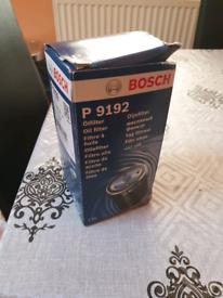 BOSCH P9192 Oil Filter RRP £14