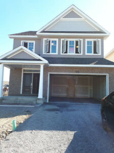 New House for rent immediately -hwy 15 & waterside way