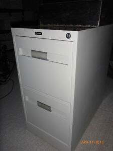 Filing cabinet- 2 drawer