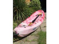Double sit on kayak (Winner)
