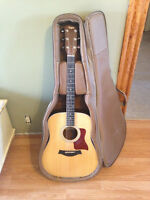 TAYLOR MODEL 210 ACOUSTIC