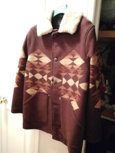 Pendleton Navajo Winter Coat (Mens - S)