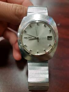 Seiko rare vintage 24j sealion watch
