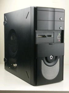 "Oldschool ""Gaming"" PC for sale"