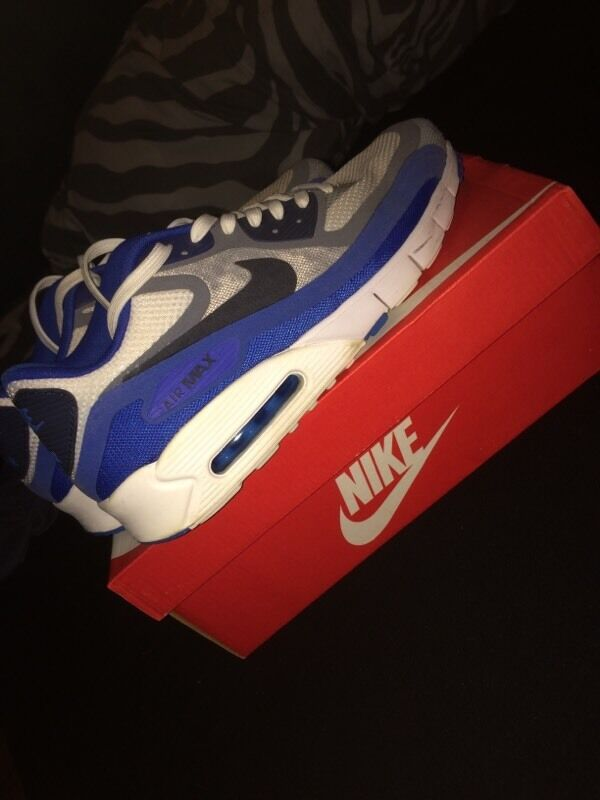 ssuzh NIKE AIR MAX 90 \'BREATHE\' WITH BOX | in Blackhall Colliery, County