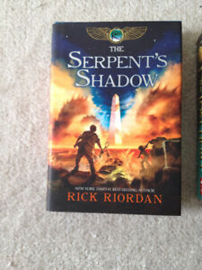 Harry Potter and Percy Jackson books are for $ 30$6.00