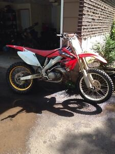 2004 cr250r and raptor 660