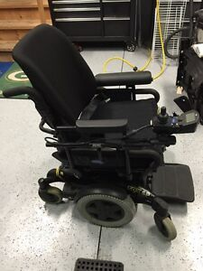 Invacare TDX Powerdrive wheelchair