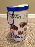 Imaginarium Discovery Timber Log Set (300 Pieces)
