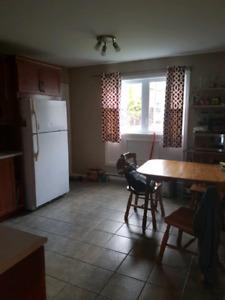Appartement à céder rapidement 685$