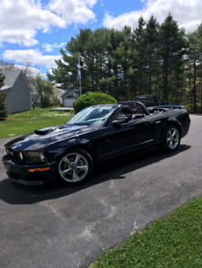 FOR SALE ! 2007 FORD MUSTANG CONVERTIBLE GT/CS