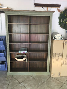 Solid Wood Book Case