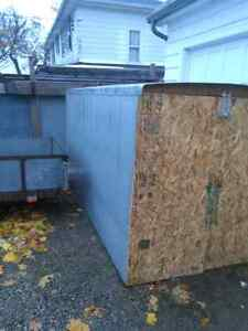 Enclosed trailer insert or shed London Ontario image 2