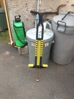 Pogo stick in excellent condition