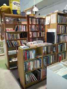 Thousands of Vintage Books @ Rocky Mtn Antique Mall Edmonton