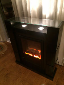Dimplex Compact Electric Fireplace