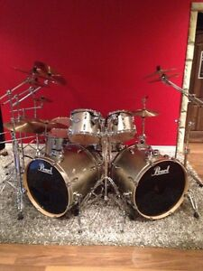 Drum pearl comme neuf!