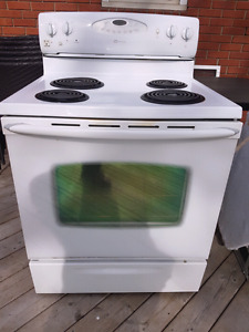 Maytag Stove Oven.  Works great.  No issues.  $150