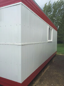 10' x 24' BRAND NEW Skidded Office Trailer For Sale or rent Strathcona County Edmonton Area image 4