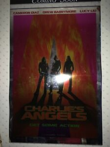 Charlie's angels poster London Ontario image 1