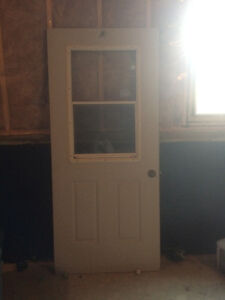 Steel Insulated Door