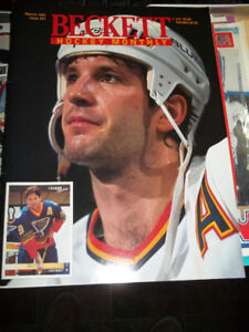 Beckett Hockey, MARS 1995 Issue #53, Shanahan / Goodbay ...