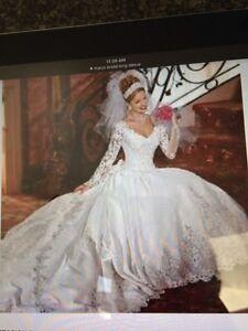 Wedding Dress Strathcona County Edmonton Area image 1