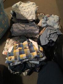0-3 boys cloths