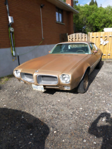 1970 Pontiac Firebird new pics added