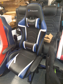 Many types Gaming Chairs. ENQUIRE availability and prices. RBW Clearan