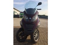 3-Wheeled Automatic 250cc Scooter