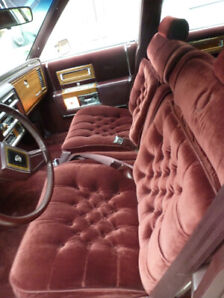 Luxurious Classic Caddy