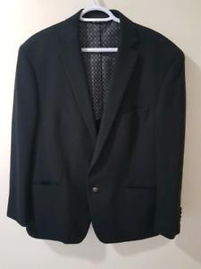 Large mens suit jacket